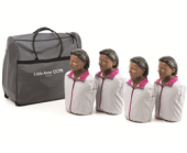 Little Anne 4-pack QCPR